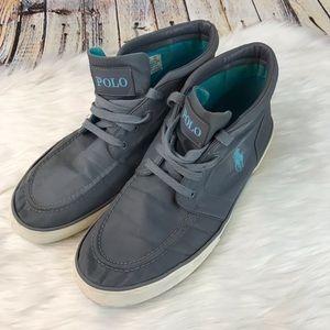 POLO Ralph Lauren High Top Sneakers